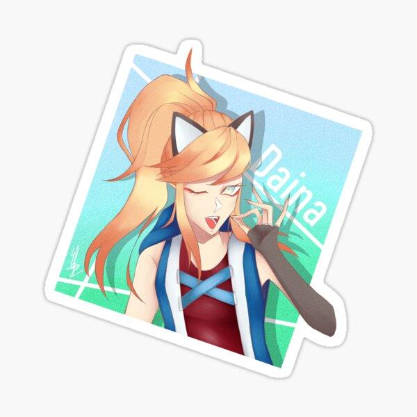Vocaloid Daina [2020 Remake] Sticker