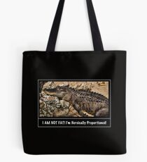Heroically Proportion Tote Bag