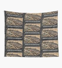 Heroically Proportion Wall Tapestry
