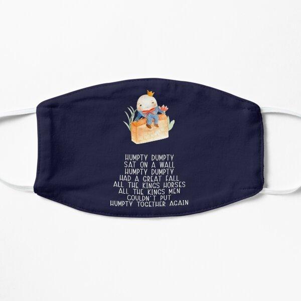 Nursery Rhyme - Humpty Dumpty Flat Mask