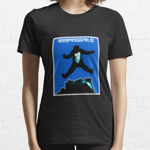 Monkey Irrepressible Essential T-Shirt