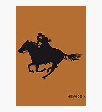 Hidalgo Photographic Print