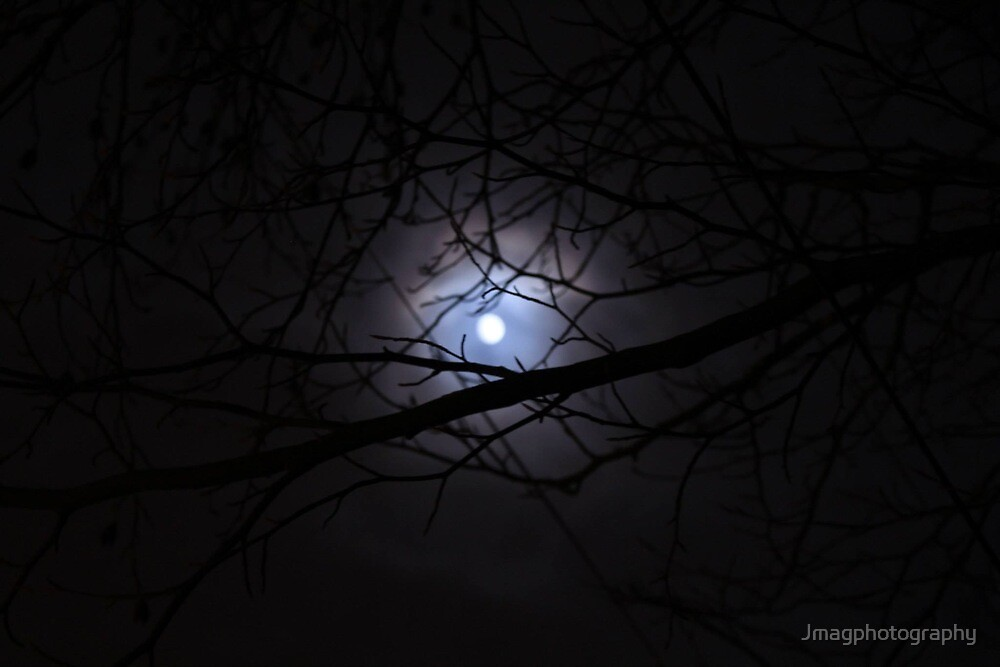 moon, eye  by Jmagphotography