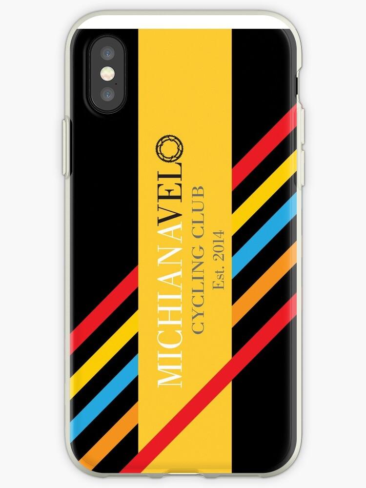 Michiana Velo - iPhone 5/5s case by gfurry