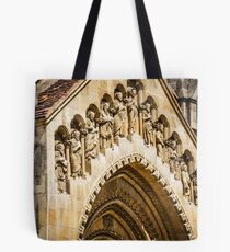 13 Monks Tote Bag