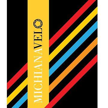 Michiana Velo plain - iPhone 5/5s case by gfurry