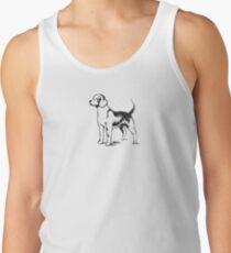 beagle Tank Top