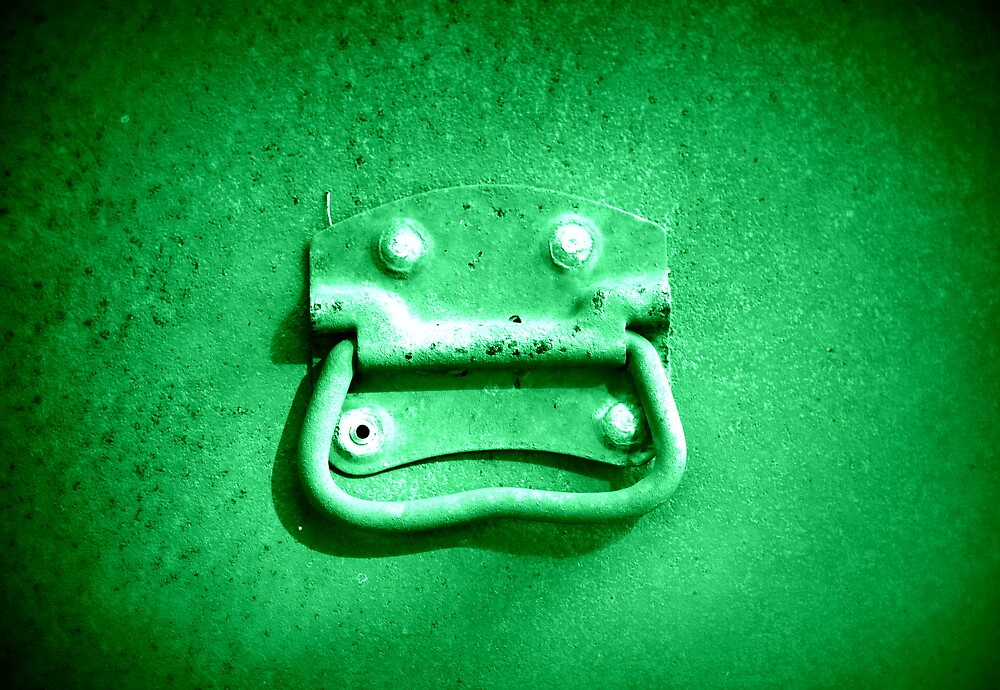 Green handle by MagsArt