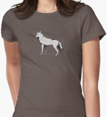 coyote Women's Fitted T-Shirt