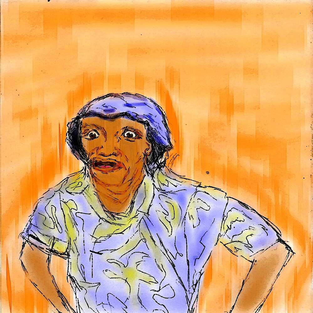 MOMS MABLEY  by Semmaster