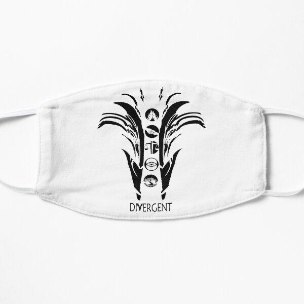 Divergent Flat Mask