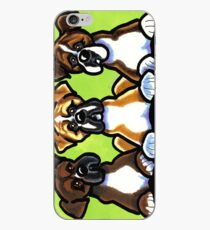 Three Boxers iPhone-Hülle & Cover