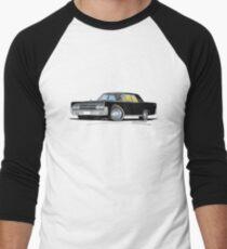 Lincoln Continental (1963) Sedan Black T-Shirt