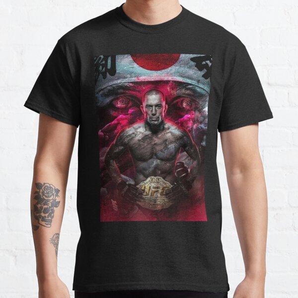 Legendary Georges St Pierre Classic T-Shirt