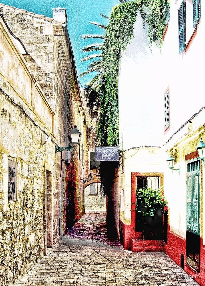 Alleyway by John Lynch