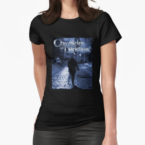 Cover: Chronicles of Darkness Fitted T-Shirt