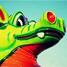 the dragon by beverlylefevre
