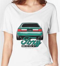 Foxy Body Mustang Women's Relaxed Fit T-Shirt