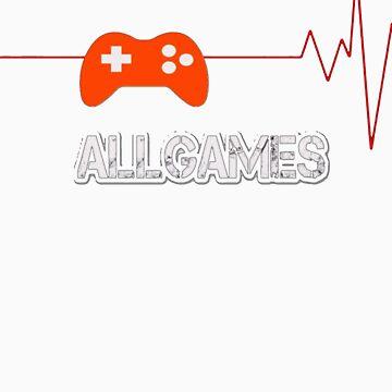 AllGames Heart Beat  by AllGames