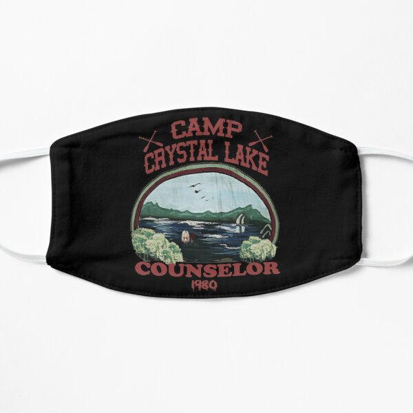 Camp Crystal Lake Counselor Mask