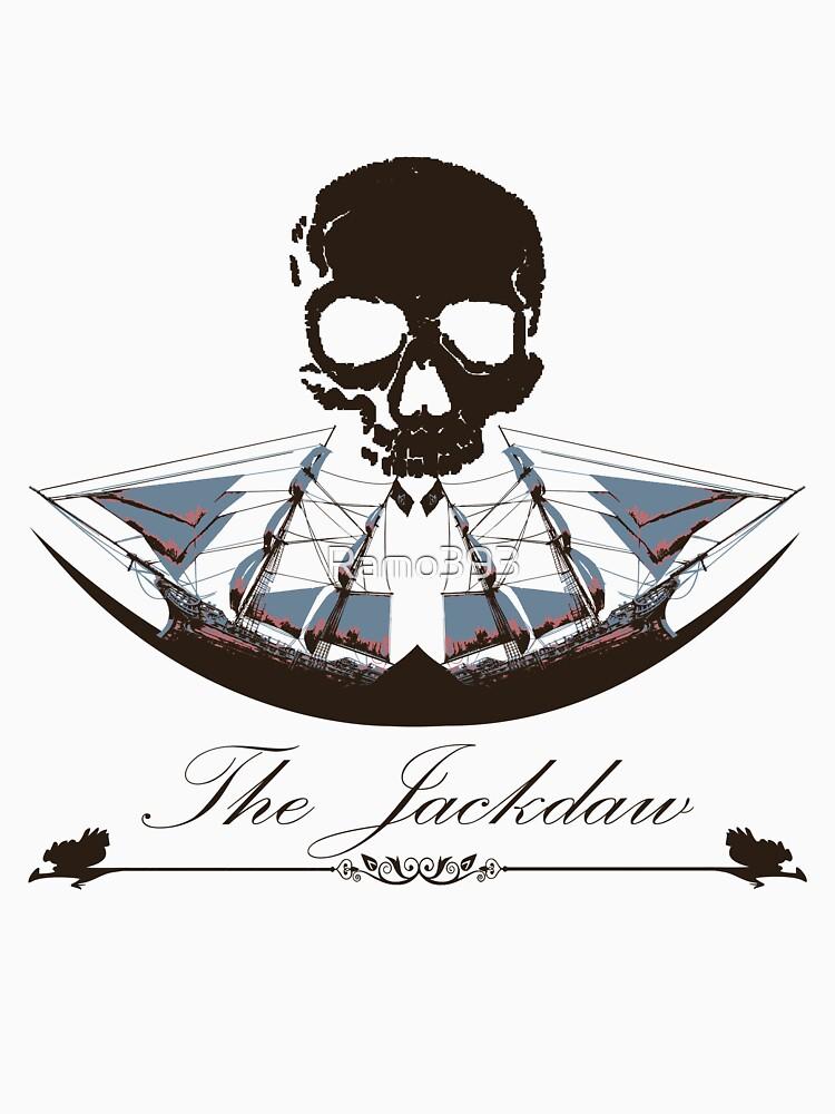 Jackdaw by Ramo393