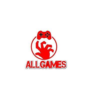 AllGames Logo Phone Case by AllGames