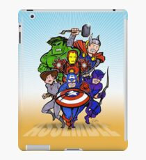Mighty Heroes iPad Case/Skin