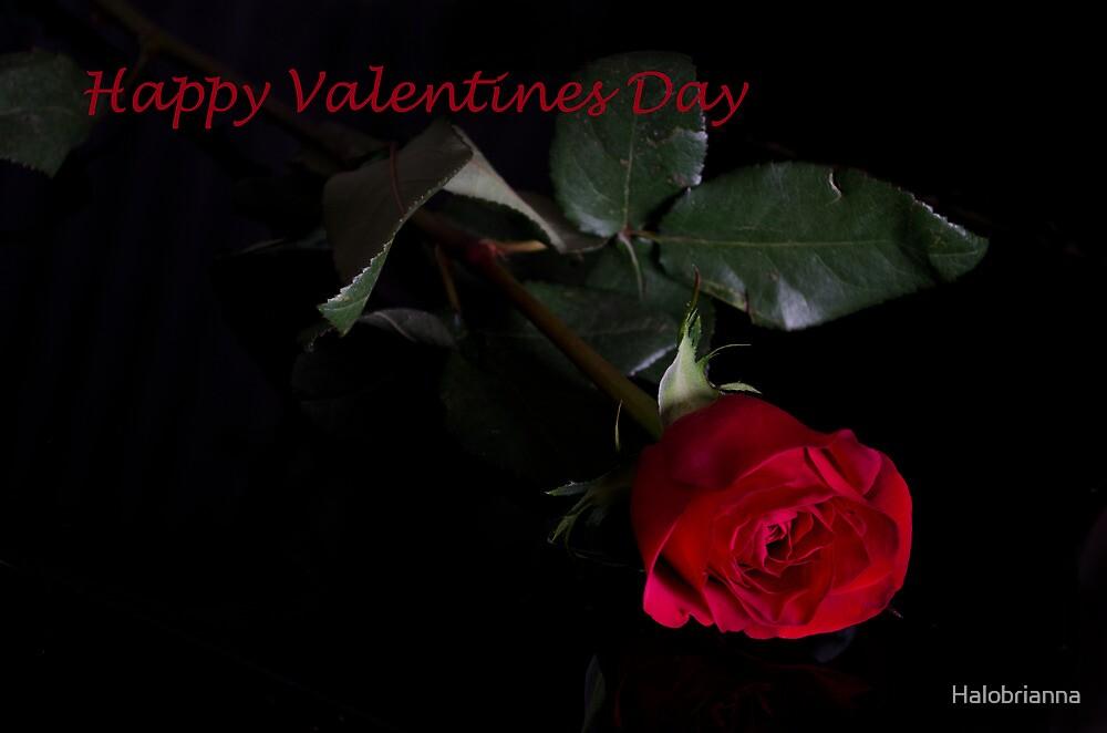 Valentines Day by Halobrianna