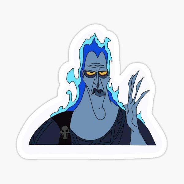 Hades Sticker