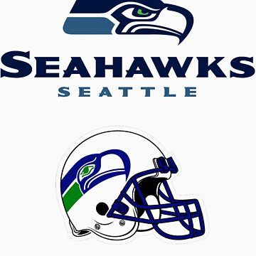 Seattle Seahawks by tifouille