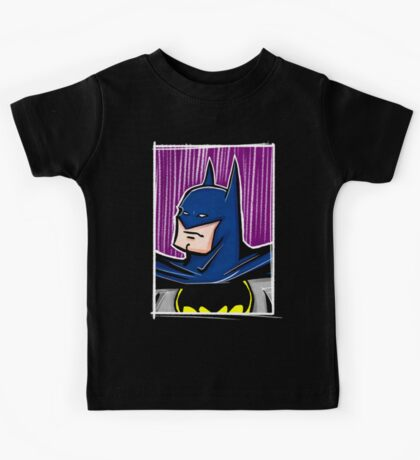 Dark Night Kids Clothes