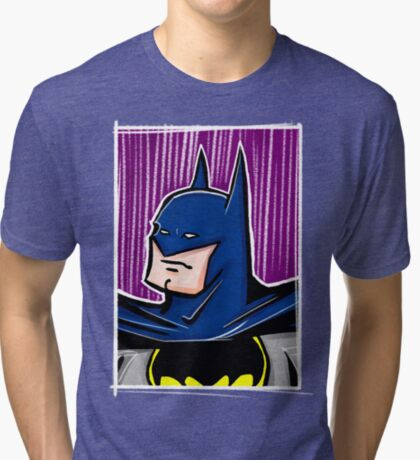 Dark Night Tri-blend T-Shirt