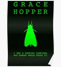 Grace Hopper Poster