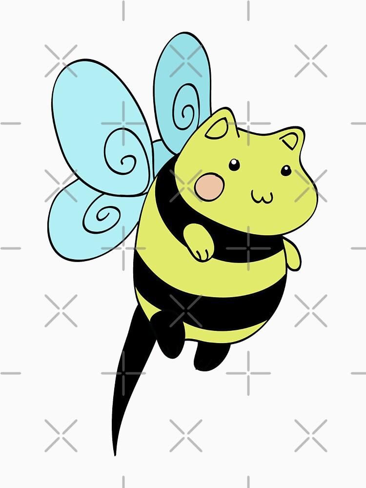 Cat Bumblebee by SaradaBoru