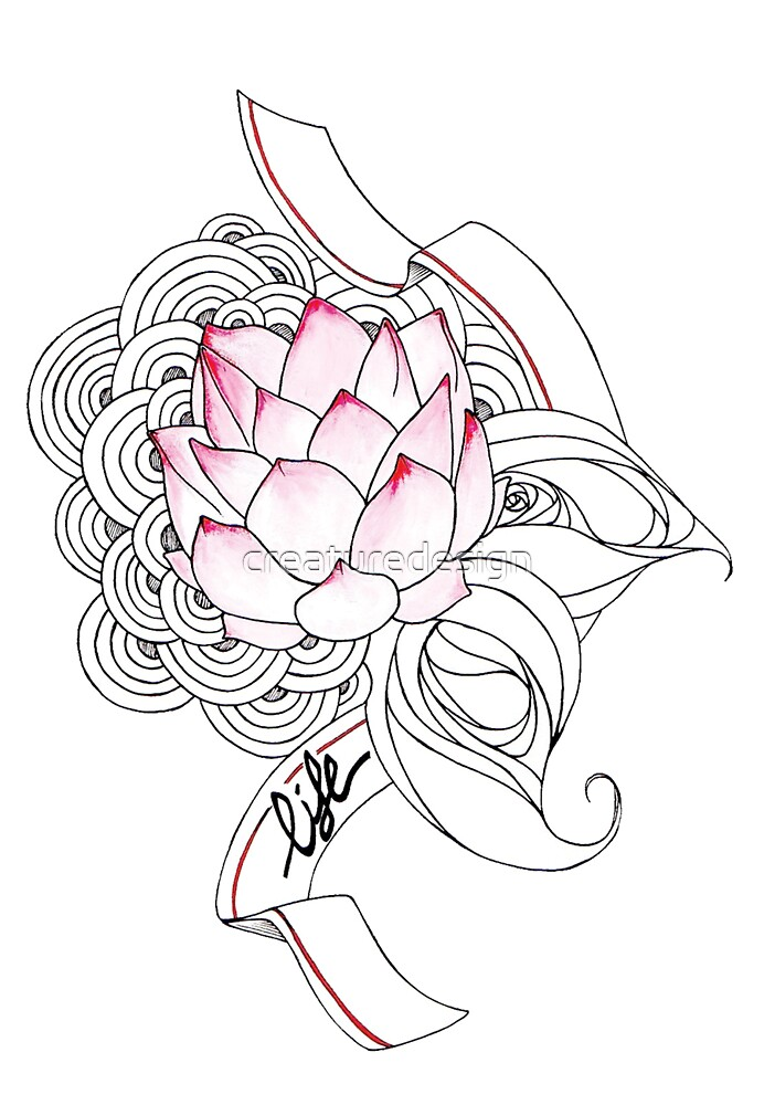 Lotus by creaturedesign