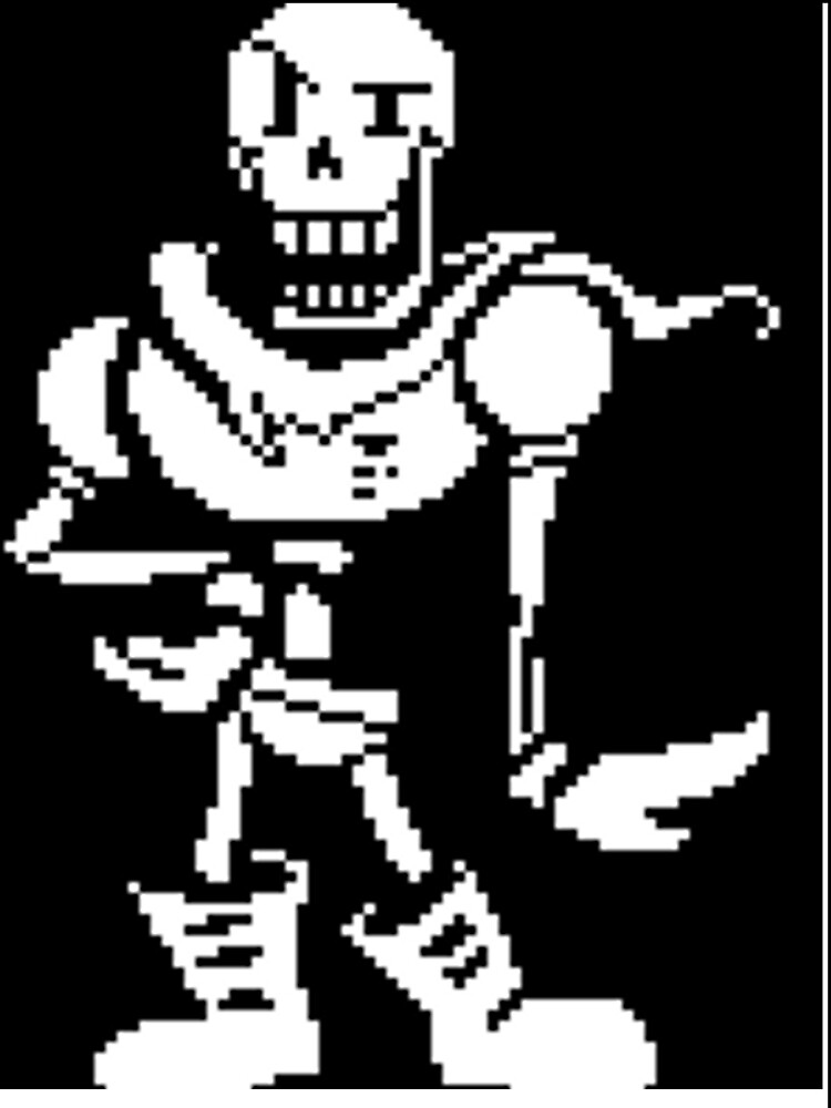 Papyrus from Undertale! by OmanowskiPL