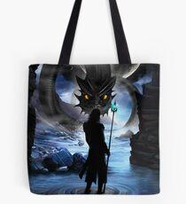 Bolsa de tela Loki y Jormungandr
