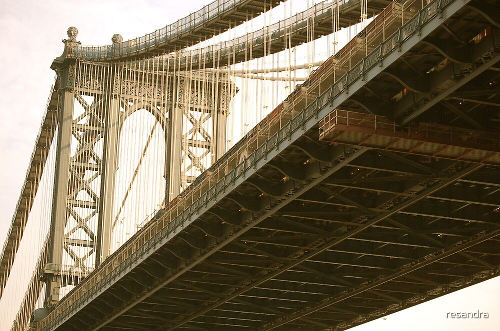 Brooklyn Bridge by resandra