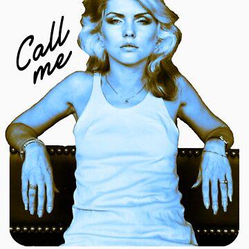 "Blondie ""Call Me"" by BadAnimals"