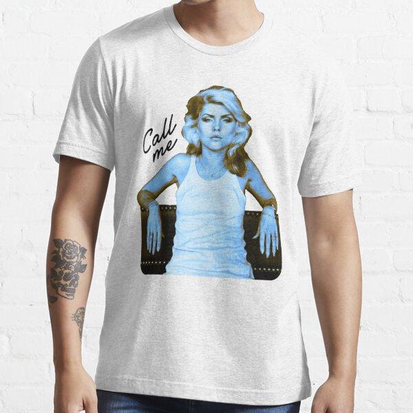 """Blondie """"Appelez-moi"""" T-shirt essentiel"""