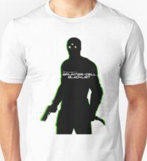 Sam Fisher Sillouette Unisex T-Shirt
