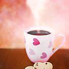 valentine biscuits.. by Michelle McMahon