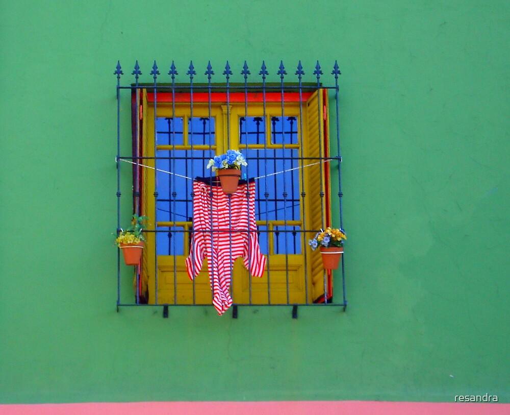 LA BOCA, Argentina by resandra