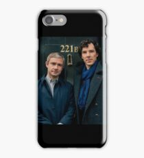 Sherlock Case iPhone Case/Skin