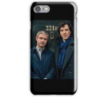 Sherlock Case iPhone Case/Skin