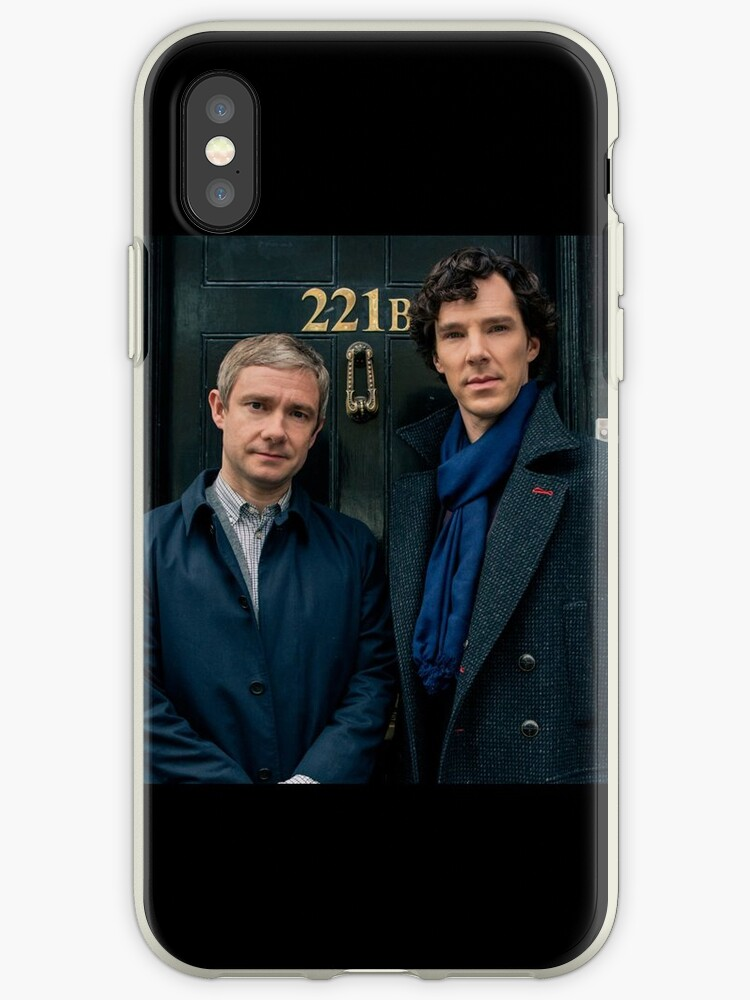 Sherlock Case by elisabeth456