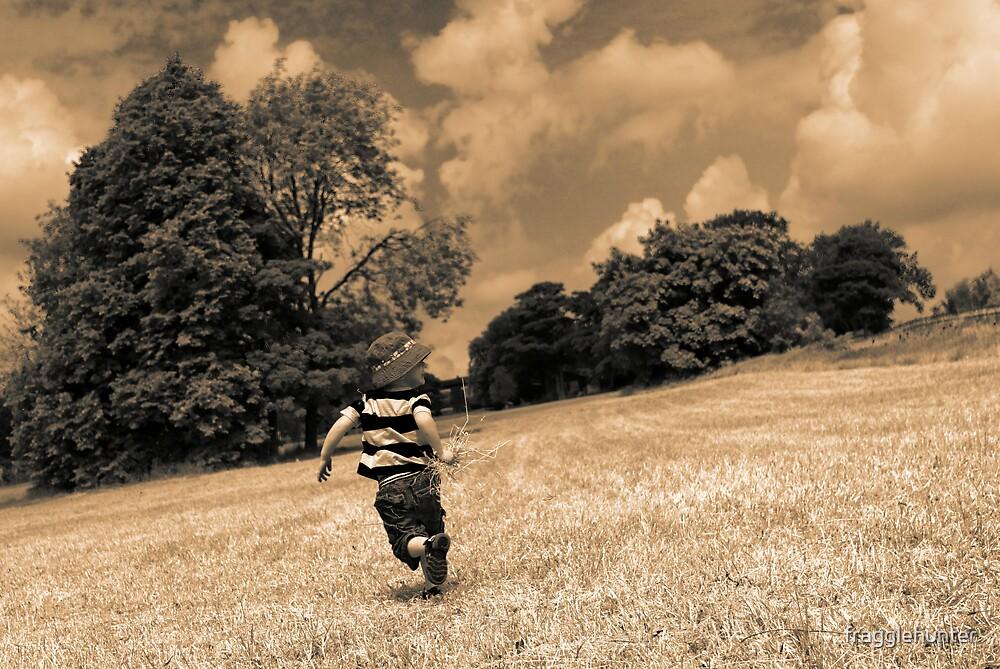 Summer Fun, Run, Run by fragglehunter