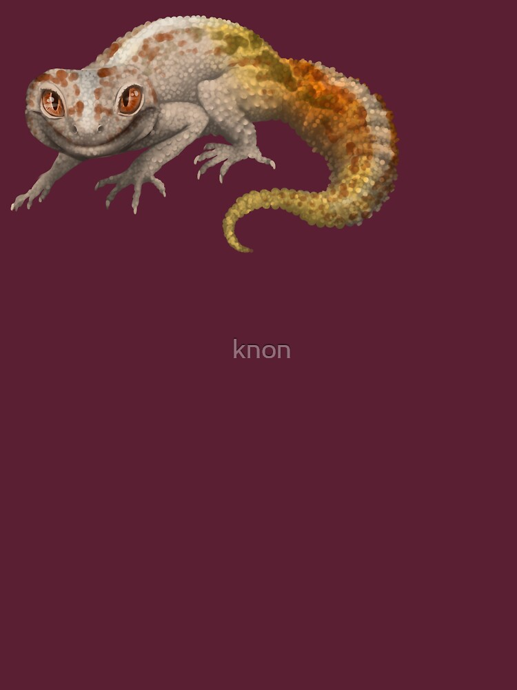 Calico Leopard Gecko by knon