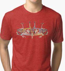 Brompton Bicycle Tri-blend T-Shirt
