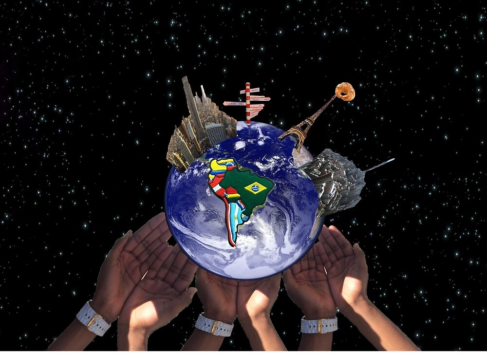 World in your Hands by DTraylor